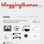 Blogging Themes